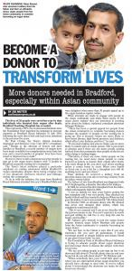 Become a donor to transform lives